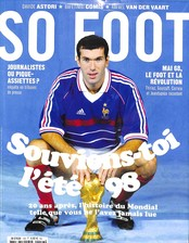 So foot N° 157 June 2018