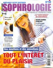 Sophrologie N° 16 Juillet 2017