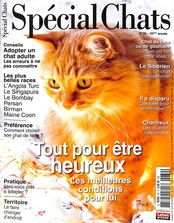 Spécial Chats N° 39 January 2018