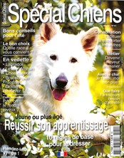 Spécial Chiens N° 41 May 2018