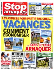 Stop Arnaques N° 123 June 2018