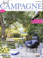 Style campagne N° 16 April 2018