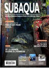 Subaqua N° 255 Juin 2014