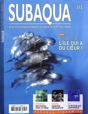 Subaqua N° 273 Juin 2017