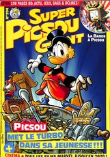 Super Picsou Géant N° 206 June 2018