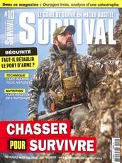 Survival N° 10 Octobre 2017
