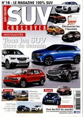 SUV Crossover N° 16 Février 2017