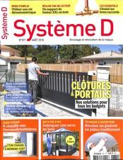 Système D N° 871 August 2018