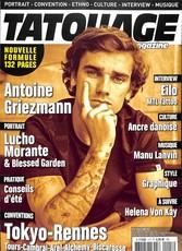 Tatouage magazine N° 117 Juin 2017