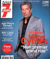 Télé 7 Jours N° 3016 March 2018