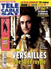 Télé Cable Sat Hebdo N° 1403 Mars 2017