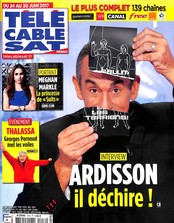 Télé Cable Sat Hebdo N° 1416 Juin 2017
