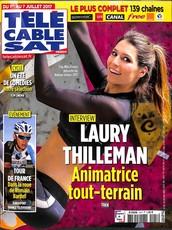 Télé Cable Sat Hebdo N° 1417 Juin 2017