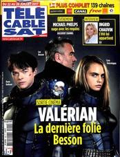 Télé Cable Sat Hebdo N° 1420 Juillet 2017