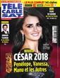 Télé Cable Sat Hebdo N° 1446 Janvier 2018