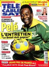 Télé Cable Sat Hebdo N° 1468 June 2018