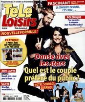 Télé Loisirs N° 1600 Octobre 2016