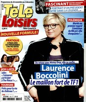 Télé Loisirs N° 1693 August 2018