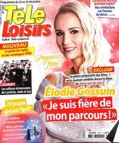 Télé Loisirs N° 1703 October 2018