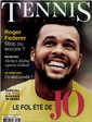 Tennis magazine N° 478 Août 2016