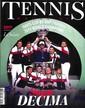 Tennis magazine N° 493 Décembre 2017