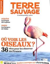 Terre Sauvage N° 352 April 2018