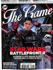 The Game N° 20 Septembre 2017