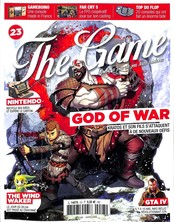 The Game N° 23 March 2018