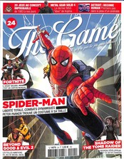 The Game N° 24 May 2018
