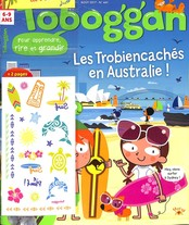 Toboggan N° 442 Août 2017
