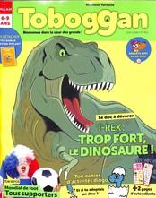 Toboggan N° 452 June 2018