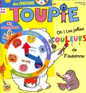 Toupie N° 385 Septembre 2017