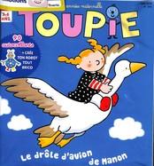 Toupie N° 392 April 2018