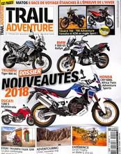 Trail adventure magazine N° 1 August 2020