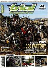 Trial magazine N° 84 Avril 2017