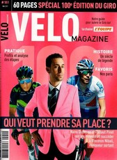 Vélo Magazine N° 551 Avril 2017