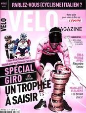 Vélo Magazine N° 562 May 2018