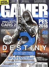 Vidéo gamer N° 56 Août 2017