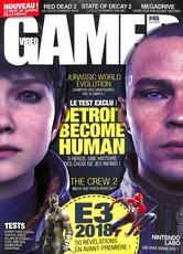 Vidéo gamer N° 67 July 2018