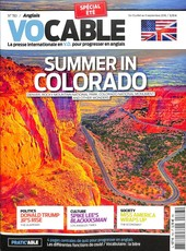 Vocable Anglais N° 783 July 2018
