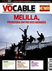 Vocable Espagnol N° 741 Avril 2017