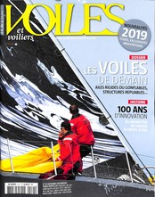 Voiles et voiliers N° 571 August 2018