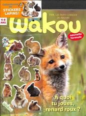 Wakou N° 351 May 2018