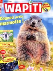 Wapiti N° 377 July 2018