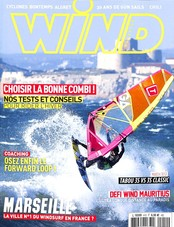 Wind Magazine N° 410 Octobre 2017