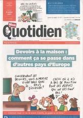 Mon Quotidien N° 42 March 2013