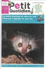 Le Petit Quotidien N° 54 Septembre 2016