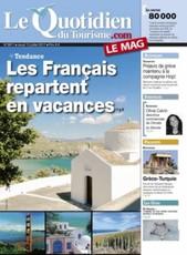 Le quotidien du tourisme.com le mag N° 3661 December 2012