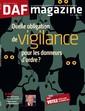 DAF Magazine Novembre 2011