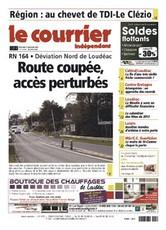 Courrier indépendant Novembre 2012